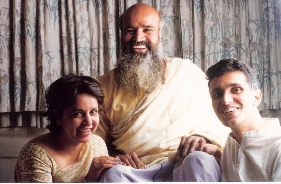 with-guruji